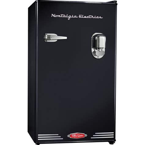mini fridge freezer  beverage dispensing cooler compact retro refrigerator ebay