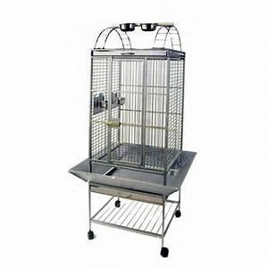 Cage A Perroquet : cage perroquet sara achat sur qualitybird ~ Teatrodelosmanantiales.com Idées de Décoration