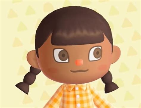 animal crossing  horizons pop hairstyles cool