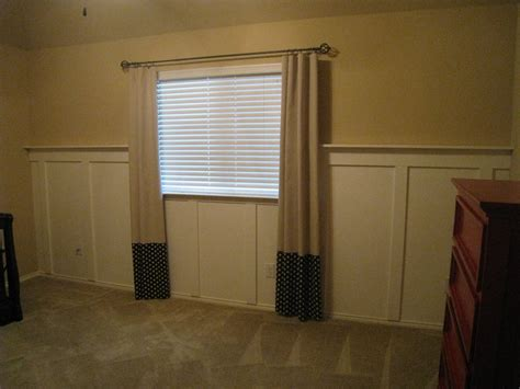 Easy Accent Paneling