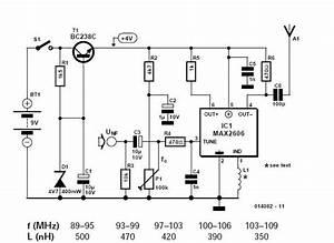 vhf circuit rf circuits nextgr With 20db vhf amplifier