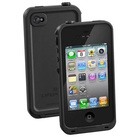 lifeproof iphone 4 iphone smartphone accessories electronics gadgets
