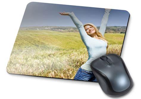 tapis de bureau personnalisé tapis de souris avec photo à créer en ligne nombreux