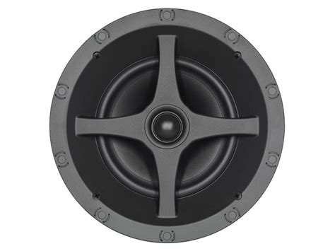 sonance c6r round in wall in ceiling speakers bay