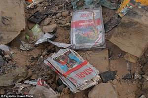 Atari Games Buried In Landfill Net 37000 On EBay Daily