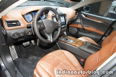Isuzu Mux 4k Wallpapers by Maserati Ghibli Interior 2018 Brokeasshome