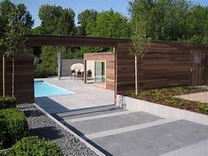 Holz Auf Terrasse : naturverbunden holz und naturstein auf der sommer ~ Articles-book.com Haus und Dekorationen