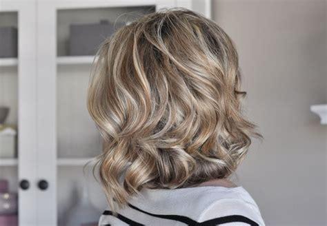 Soft Waves On Short Hair On Pinterest