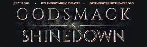 Shinedown & Godsmack – DTE Energy Music Theatre