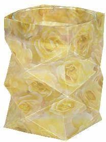 Windlicht Falten Transparentpapier : basteln knickwindlicht aus transparentpapier basteln ~ Lizthompson.info Haus und Dekorationen