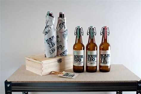 » Sakiskiu Alus Beer Label By Sigitas Guzauskas