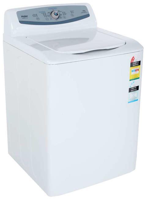 haier washing machine 9 5kg top load haier washing machine hwmp95tlu side front