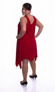 Femme Ronde Robe : ysb 11650 la robe chokri pour femme ronde lavina rouge ysbt net ~ Preciouscoupons.com Idées de Décoration