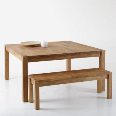 table carr 233 e ch 234 ne massif 8 couverts adelita cuisine tables