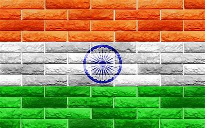 Indian India Wallpapers 3d Flag Patriotic Flags