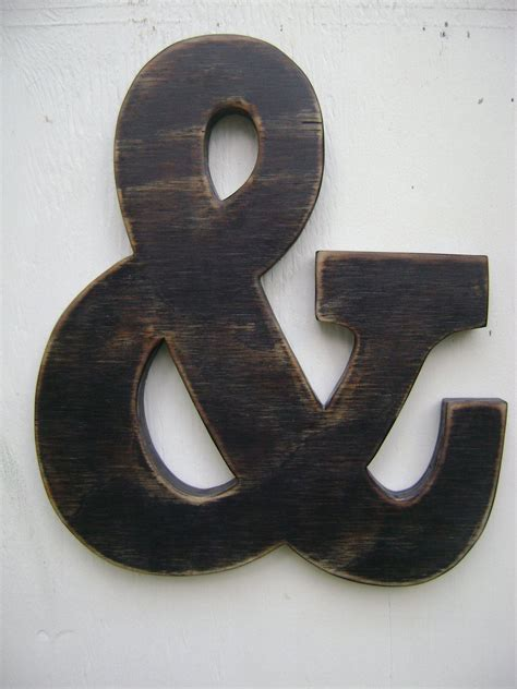Wedding wooden words chevron letters is a very lovely decor for a wedding. Ampersand and sign rustic wall hanging wooden letters shabby chic decor- Black. $28.00, via Ets ...