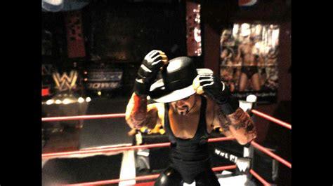 Wwe Figures Cm Punk Vs Undertaker