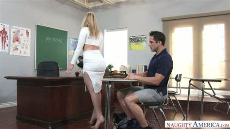 Bad Professor Alexis Pounds Sultry Students
