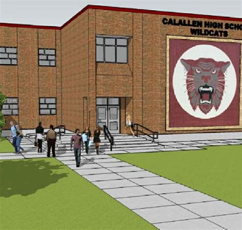 calallen independent school district homepage