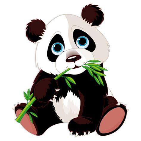 vinilo infantil cachorro panda teleadhesivo