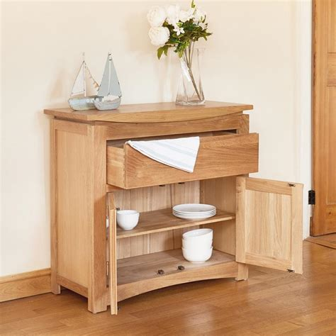 Small Contemporary Sideboard by Contemporary Oak Small Sideboard