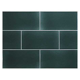 "Vermeere Ceramic Tile   Admiral Gloss   3"" x 6"" Subway Tile"
