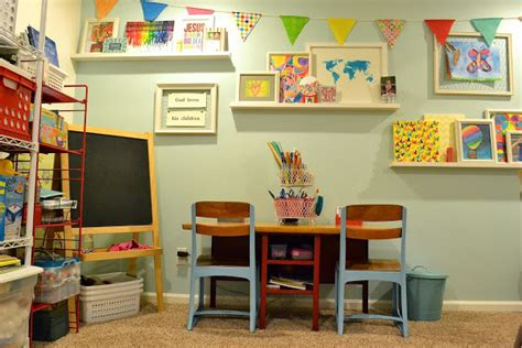 Small Kitchen Setup Ideas - back to school cool homework stations and homeschool rooms learning liftoff
