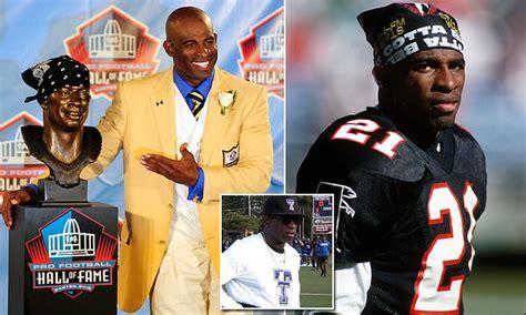 NFL legend Deion Sanders, 53, accepts head coaching job at ...