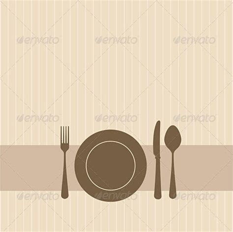 business lunch invitation template jpg vector eps