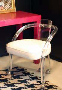 furniture wonderful lucite chairs for luxury home furniture idea with lucite desk chair with