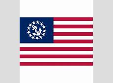 US Yacht Ensign Flag 12x18