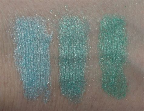 nyx roll  shimmer  spring  swatches review