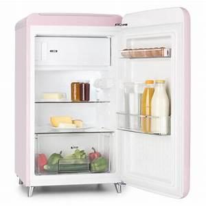 Retro Kühlschrank A : popart pink retro k hlschrank a 108 l 13 l gefrierfach pink rosa klarstein ~ Orissabook.com Haus und Dekorationen