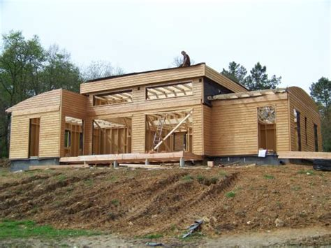 barcella construction bois dordogne