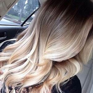 Meches Blondes Sur Chatain : meche blonde platine sur cheveux chatain coiffures de mode moderne ~ Melissatoandfro.com Idées de Décoration