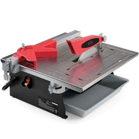 shop tile doctor 7 in 0 75 hp tile saw at lowes
