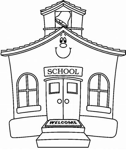 Clipart Schoolhouse Wikiclipart