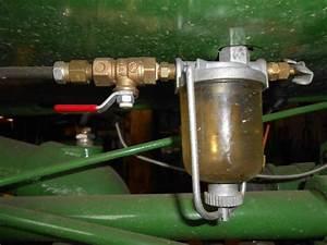 Fuel Shutoff John Deere 60