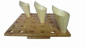 Use, Bamboo, Cone, Stands, To, Create, The, Ultimate, Food, Displays
