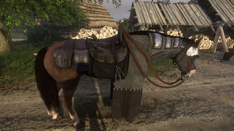 armor horse kingdom come mods deliverance iron pages nexus nexusmods overhaul blood