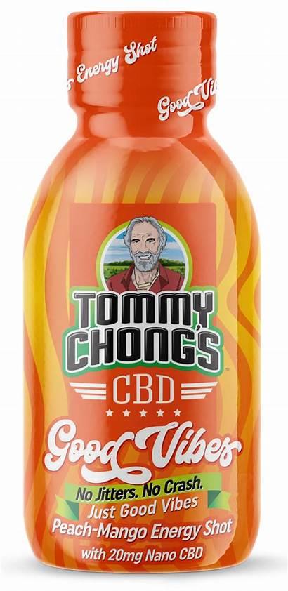 Tommy Vibes Chong Energy Shots Cbd 12pk