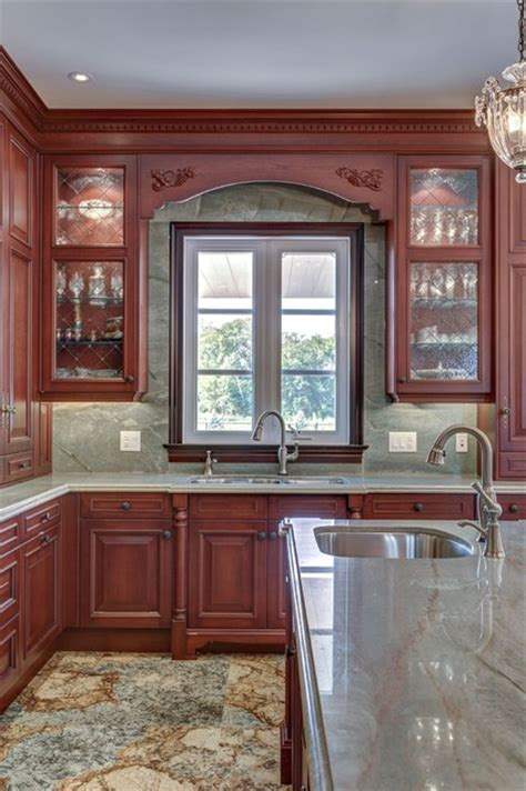 kitchen cabinets with glass inserts kitchen cabinet inserts traditional kitchen toronto 8174