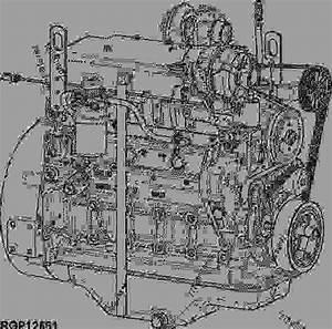 Replacement Engine -  U0422 U0420 U0410 U041a U0422 U041e U0420 John Deere 5075m - Tractor