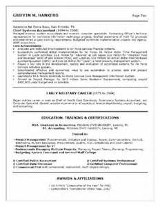 sle resume for a militarytocivilian transition buy