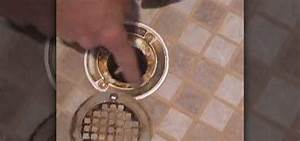 how to clean your shower drain properly plumbing With how to clean bathroom drain pipe