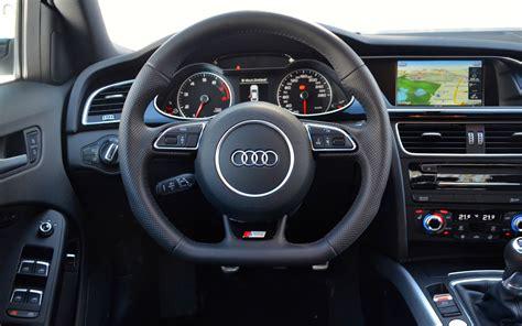 Volante Audi A4 Audi A4 2015 Toujours Dans Le Coup 10 22