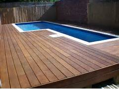 Swimming Pool Ideas With Deck Nice Designs Wood Decks Above Ground Swimming Pools For Small Yard