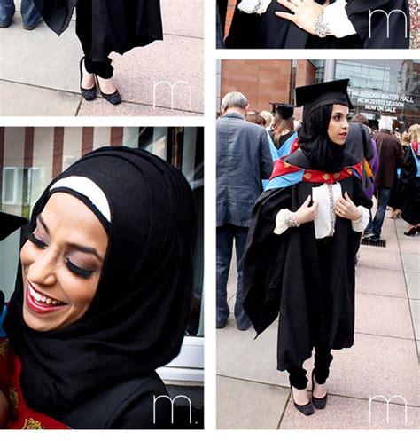 mmi style graduation   hijabi hat tip