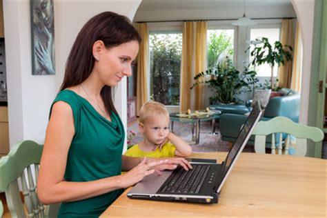 Arbeiten Von Zuhause Aus Mit Kind Heimarbeitde