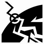 Shadow Lightning Svg Icons Icon Transparent